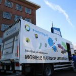 Mobiele harddisk vernietiger!